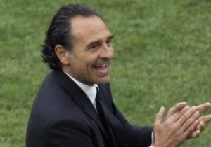 Пранделли: Президент Италии остался доволен нашей игрой