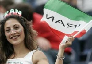 Иранским женщинам запретили смотреть матчи Евро-2012
