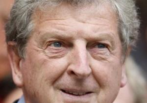 Ходжсон: Англия на Евро-2012 должна стать командой, а не сборной звезд
