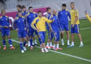 Группа D. Главные игроки Украины, Англии, Франции, Швеции и ключевые потери