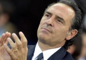 Пранделли: Мы собираемся выиграть Евро-2012