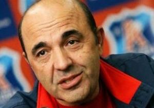 Рабинович: Заваров должен извинится перед доктором сборной Украины