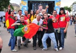 Первый матч Евро-2012 во Львове прошел без правонарушений - МВД