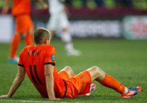 Оранжевый прокол. Анализ матча Голландия - Дания