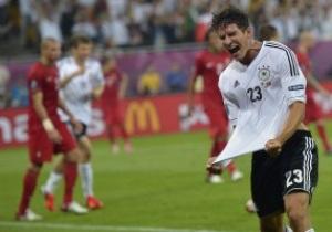 Германия подтвердила статус фаворита Евро, победив Португалию