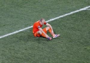 Фотогалерея: Оранжевое разочарование. Дания обыграла Голландию