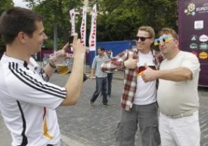 Милиция рассказала, как быть с пьяными иностранными гостями Евро-2012
