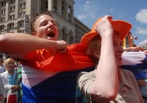 Сьогодні в Україну мають прибути ще шість тисяч уболівальників
