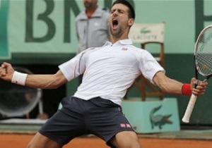 Эпохальная победа. Джокович вчистую разбил Федерера на пути в финал Roland Garros