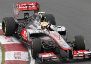 Хемілтон став кращим на першій практиці Гран-прі Канади
