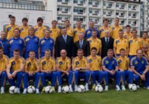 Янукович дав напуття збірній України перед Євро-2012