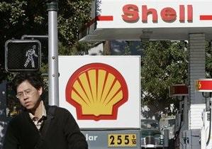 Shell незадоволена якістю українських труб - Азаров