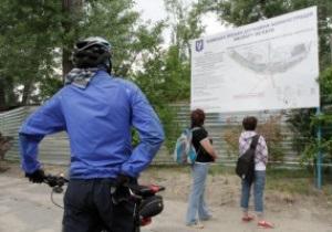 На Трухановом острове открыли палаточный городок для шведских болельщиков