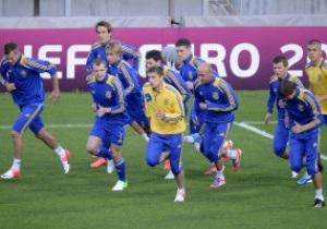 Букмекеры не верят в выход сборной Украины в четвертьфинал Евро-2012