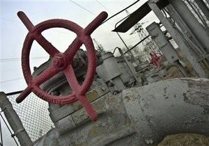 Украина заплатила России почти  $650 млн за импортированный в мае газ