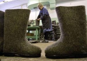 Білоруси хочуть включити у спадщину ЮНЕСКО валяння валянок