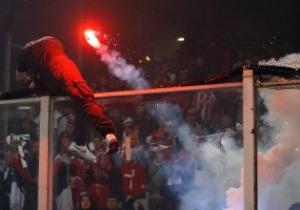 Міліція запевнила, що футбольних фанатів в Україні немає