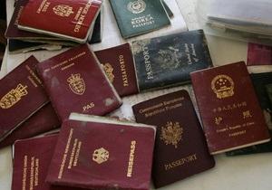 Иностранцам будут выдавать справки при потере паспорта в Украине