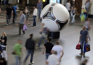 The New Times: Почім Євро-2012