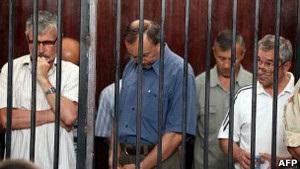 МЗС сподівається на пом якшення вироку засудженим у Лівії українцям