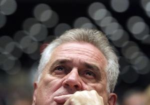 Президент Сербії викликав гнів США через заперечення геноциду в Сребрениці