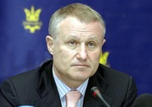 Суркис озвучил суммы премиальных для игроков сборной Украины на Евро-2012