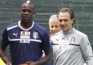 Балотелли сможет сыграть на Евро-2012