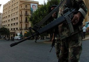 У Сирії вбили одного з керівників Армії звільнення Палестини