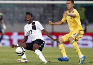 Хачериди: На Евро-2012 буду держать эмоции в себе, нельзя подводить сборную