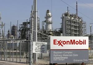 Exxon Mobil может начать экспортировать газ из США