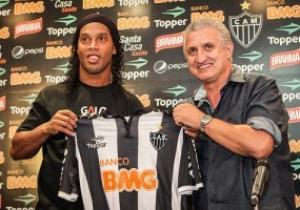 Роналдиньо стал одноклубником экс-динамовцев Андре и Гильерме