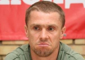 Ребров рассказал, почему украинцы проиграли австрийцам