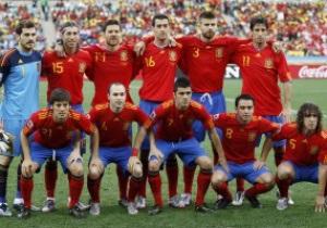 Игрокам сборной Испании все же разрешили пользоваться соцсетями на Евро-2012