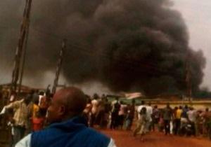Знайдено першого загиблого в авіакатастрофі в Нігерії