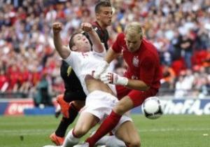Защитник сборной Англии рискует пропустить Евро-2012