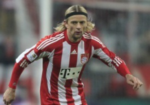 СМИ: Тимощук решил уйти из Баварии