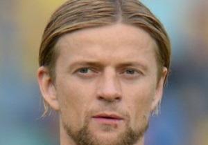 Тимощук: Результат - сейчас не главное для сборной Украины