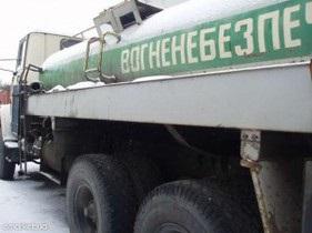 У Черкаській області бензовоз в їхав у житловий будинок