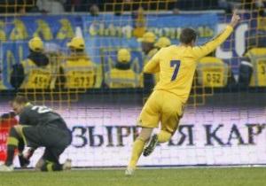 Шевченко: Приснилася перемога збірної України на Євро