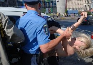 Посол Украины в РФ: Мы обеспечим безопасность на Евро-2012, но ручаться за FEMEN не можем