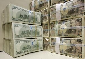 Проблеми в єврозоні призвели до посилення японської ієни