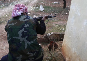 Власті Сирії звинуватили у бійні в селищі Хула антиурядові озброєні угруповання