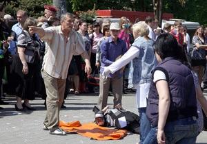 За підозрою в організації вибухів у Дніпропетровську затримано двох чоловіків