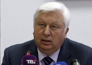Пшонка: Тимошенко можуть судити ще у чотирьох справах