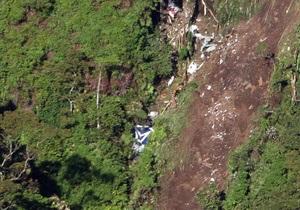 На місці катастрофи Sukhoi SuperJet-100 в Індонезії знайдено другу чорну скриньку