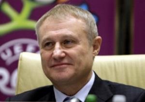 Суркис поддел Коломойского и признался, что владелец Днепра научился плохому у Барселоны