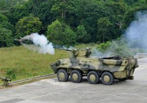 Украина и Казахстан будут вместе производить БТР-4