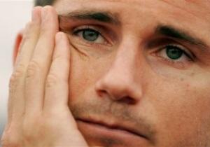 Из-за травмы бедра Лампард может пропустить Евро-2012
