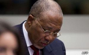 Екс-президента Ліберії засудили до 50 років в язниці