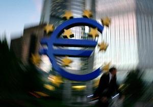Євро на міжбанку впав майже на 10 копійок